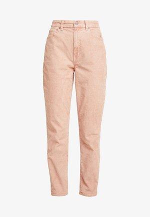CURVY - Kalhoty - pink