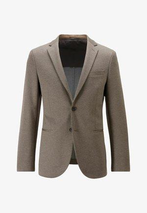 NORWIN - Veste de costume - open beige