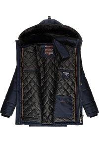 Navahoo - LUAAN - Winter coat - dark blue - 4