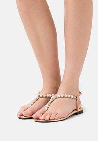 Anna Field - T-bar sandals - rose gold - 0