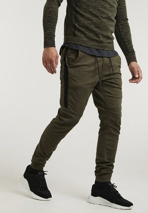 RESA.L MADRID - Tracksuit bottoms - green