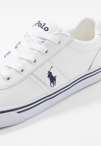 Polo Ralph Lauren - HANFORD - Sneaker low - pure white - 5