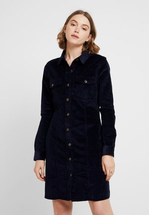 VMTARA SHORT DRESS - Košilové šaty - night sky