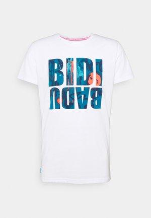 TAYO LIFESTYLE TEE - T-shirt med print - white