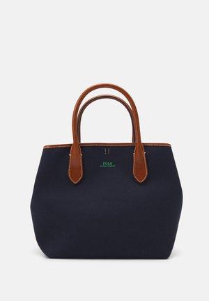 OPEN TOTE - Handbag - navy