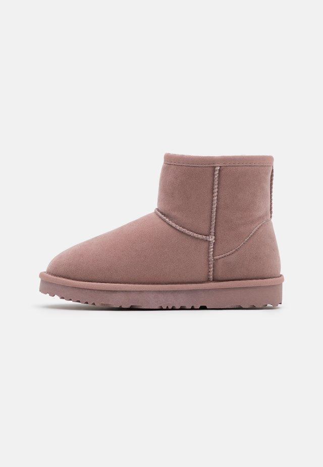 Ankelboots - light pink