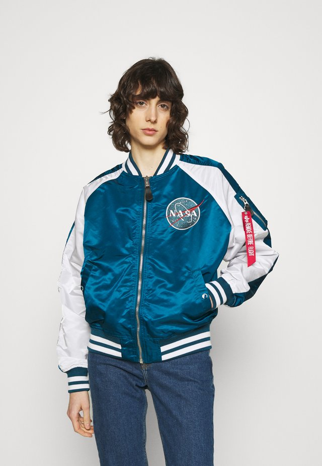 NASA - Bomber Jacket - naval blue