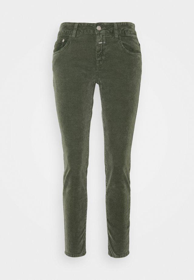 BAKER - Pantalon classique - lentil