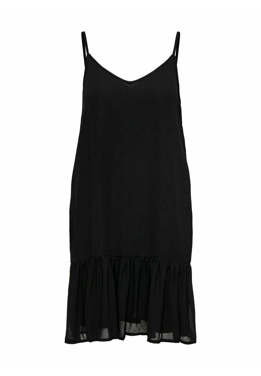 Damen Freizeitkleid - black
