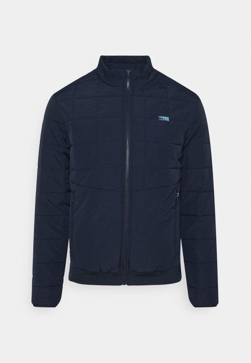 Jack & Jones - JCOMAGIC TWIST JACKET - Light jacket - navy blazer