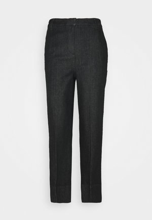MILA  - Straight leg jeans - deep black