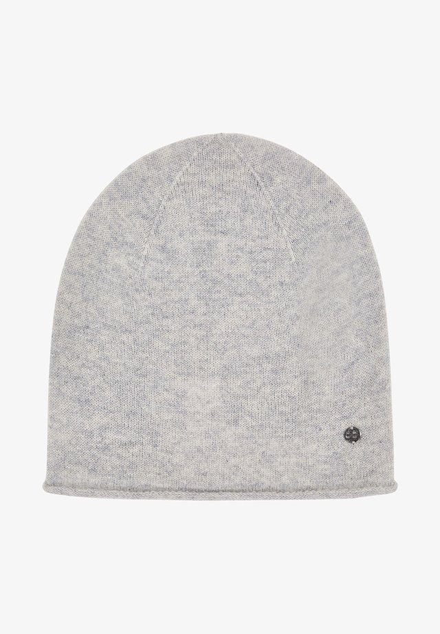 Beanie - pastel grey