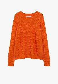 Violeta by Mango - ORANGE - Jumper - orange - 4