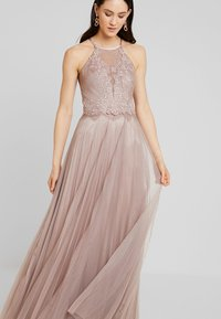 Mascara - Occasion wear - taupe - 4