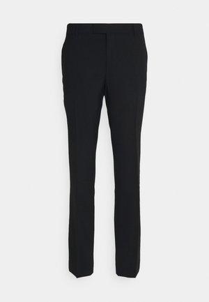 ACTIVE SUIT - Pantaloni eleganti - black