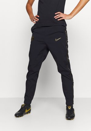 PARIS ST GERMAIN - Equipación de clubes - black/truly gold