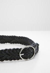 LASCANA - Braided belt - black - 4