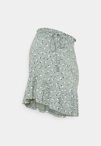 Esprit Maternity - SKIRT - A-line skirt - grey moss - 0