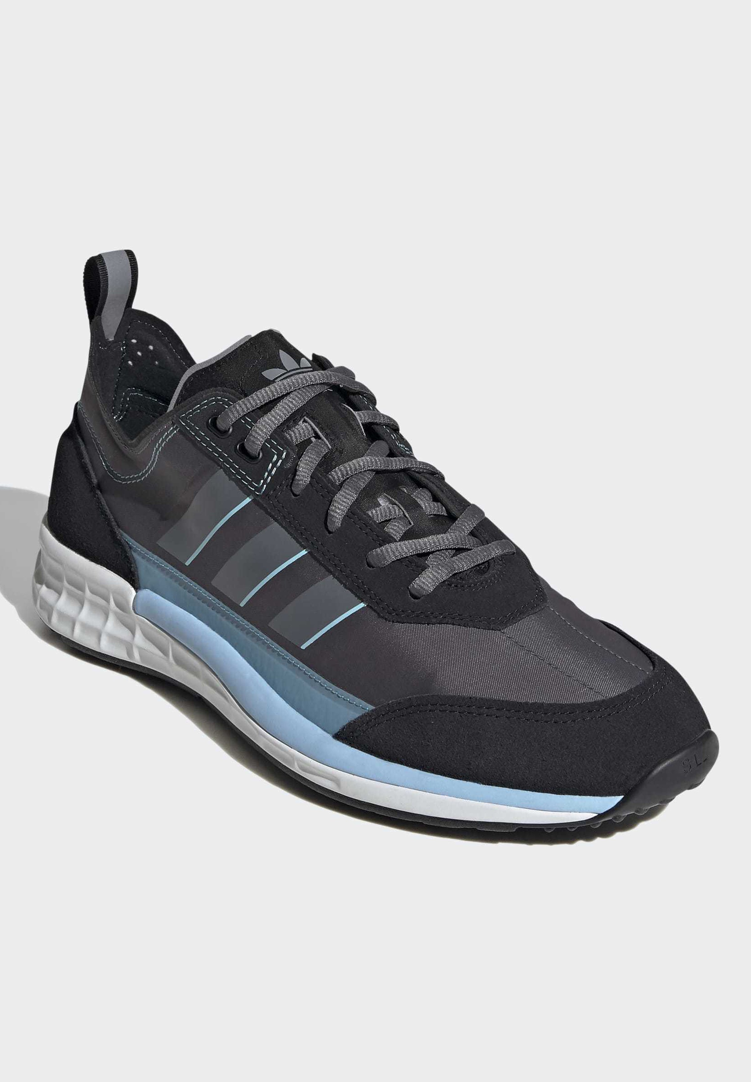 Geringster Preis adidas Originals SL 7200 SHOES - Sneaker low - black | Damenbekleidung 2020