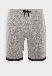 Shorts - mottled grey