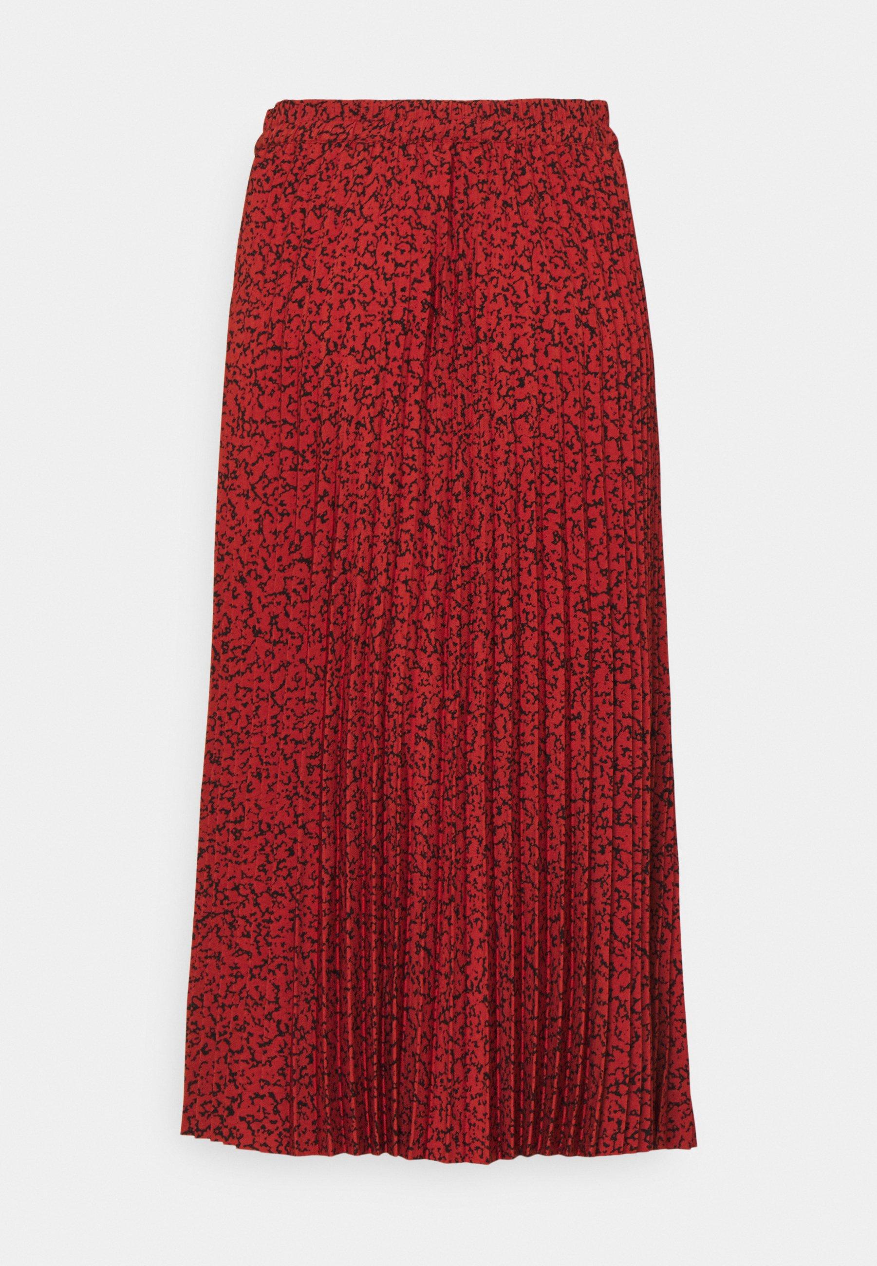 Women SLFALEXIS MIDI SKIRT PETITE - Pleated skirt