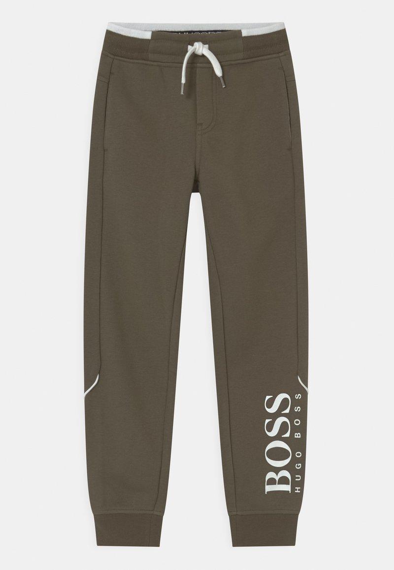 BOSS Kidswear - Pantalones deportivos - khaki