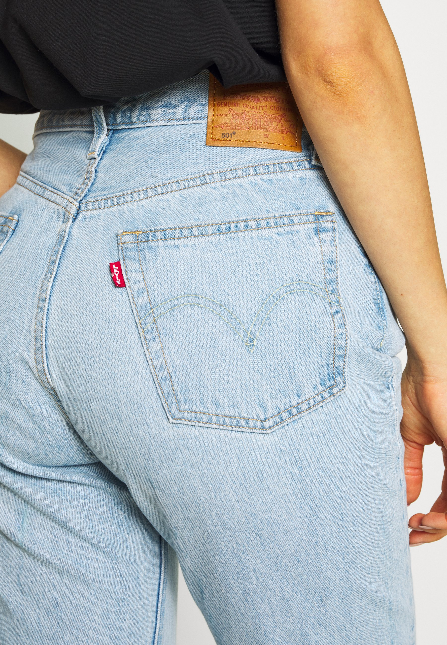 Women 501 CROP - Jeans Tapered Fit
