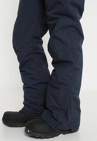 Brunotti - FOOTSTRAP MEN SNOWPANTS - Talvihousut - space blue - 5