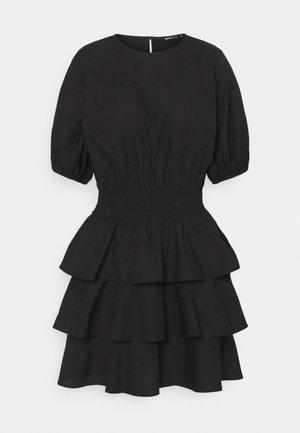 EXCLUSIVE ANITHA DRESS - Denní šaty - black