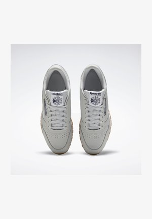 CLASSIC LEATHER SHOES - Trainers - grey