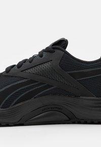 Reebok - LITE PLUS 3.0 - Neutral running shoes - core black/pure grey - 5