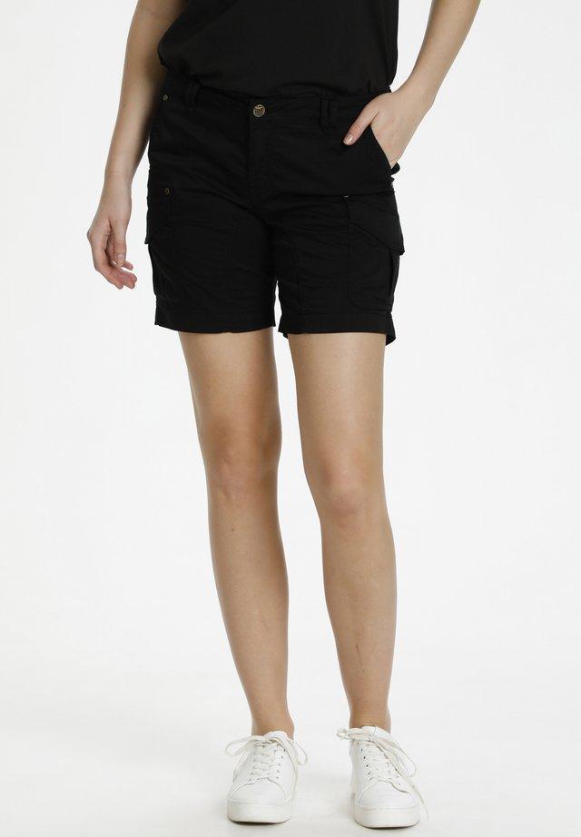 CUMINTY - Shorts - black