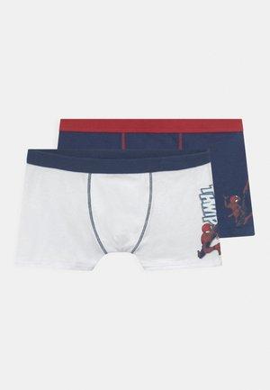 KID SPIDERMAN 2 PACK - Pants - multicolour