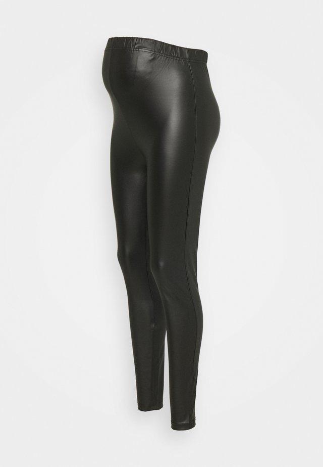 PCMNEW SHINY - Legíny - black