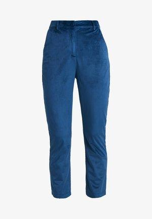 ELVIS FASHION UNION TROUSER - Trousers - blue