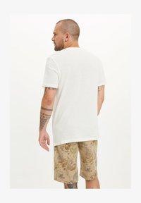 DeFacto - Basic T-shirt - beige - 2