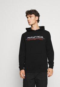 NAUTICA COMPETITION - CONVOY - Hoodie - black - 0