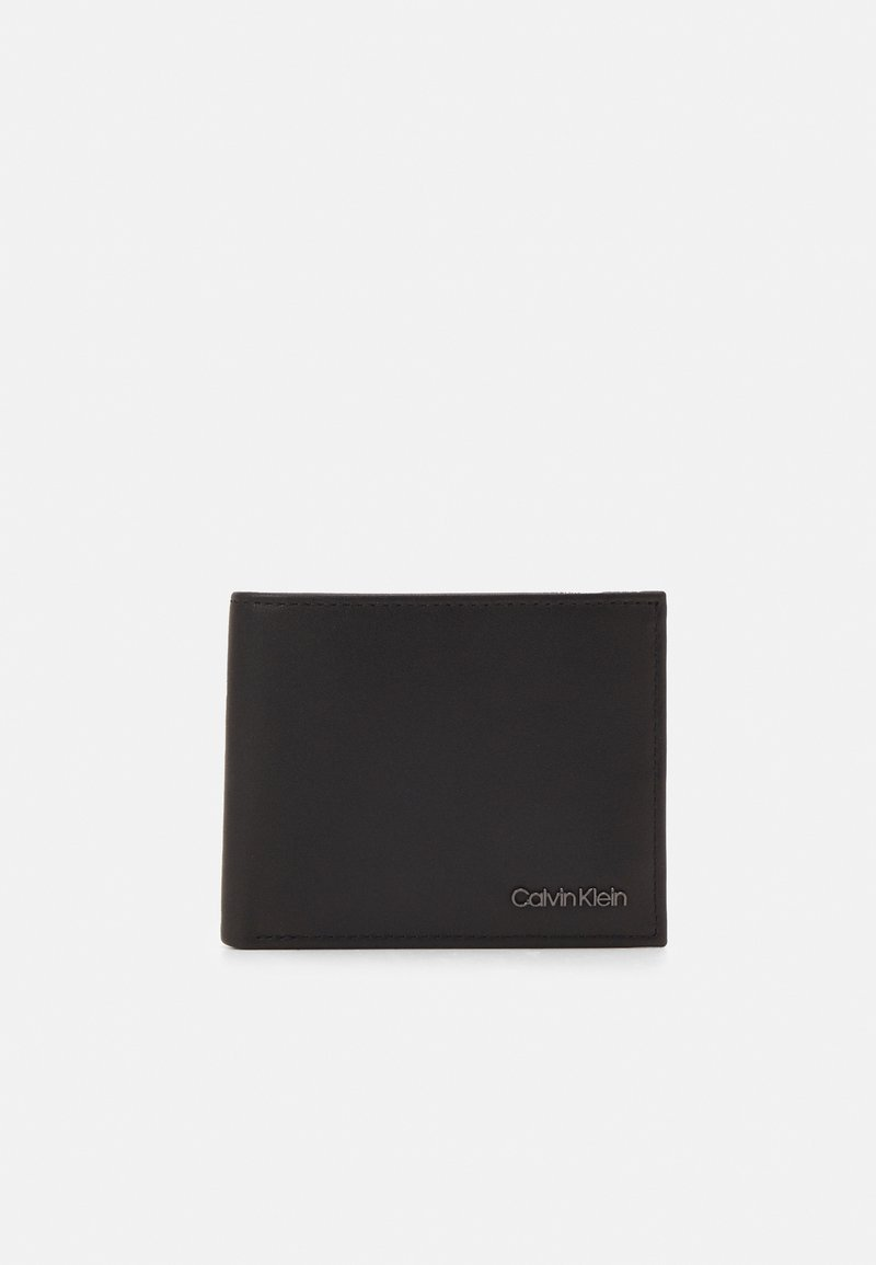 Calvin Klein - BIFOLD BILL - Peněženka - black