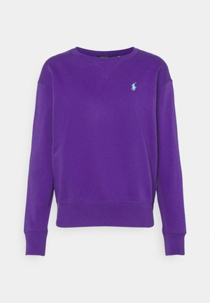 Sweatshirt - purple rage