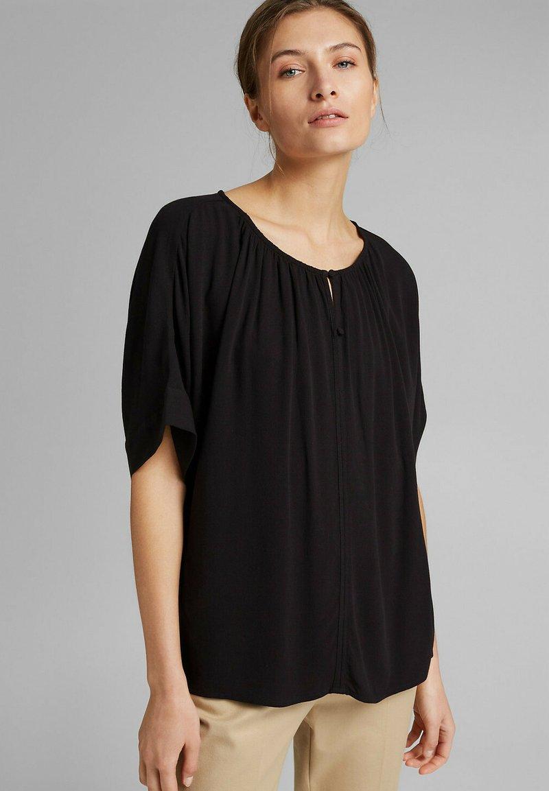 Esprit Collection - FASHION - Blouse - black