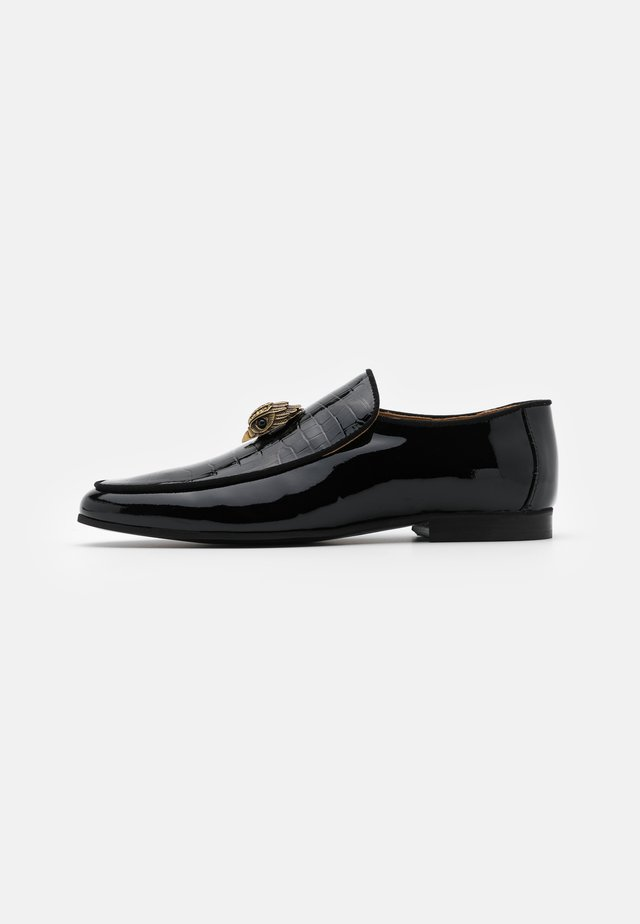HUGH EAGLE HEAD - Loafers - black