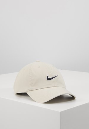 ESSENTIAL - Cap - light bone/black