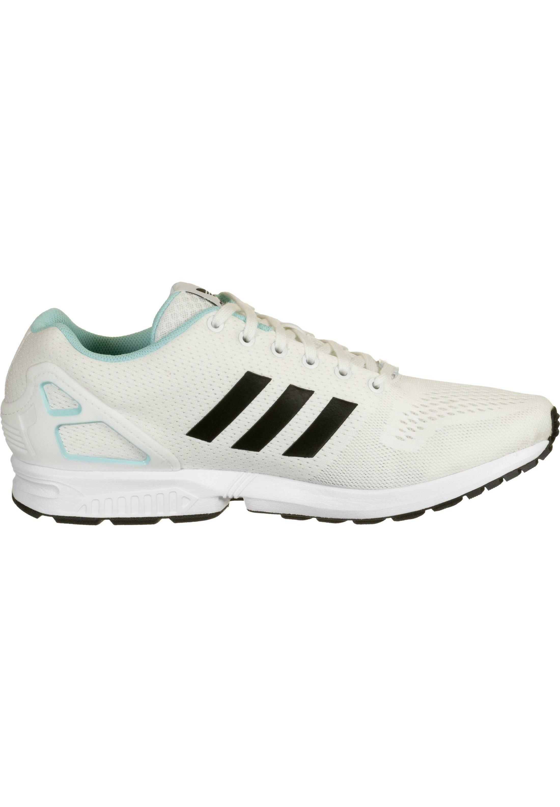 adidas Originals ZX FLUX - Sneaker low - ftwr white/weiß - Herrenschuhe 4Sqbv