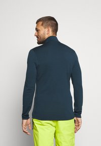 Icebreaker - MENS 260 TECH HALF ZIP - Jumper - nightfall