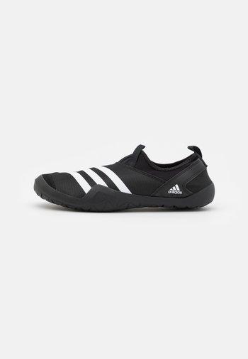 JAWPAW SLIP ON SUMMER.RDY WATER SHOES - Obuwie do sportów wodnych - core black/footwear white/silver metallic