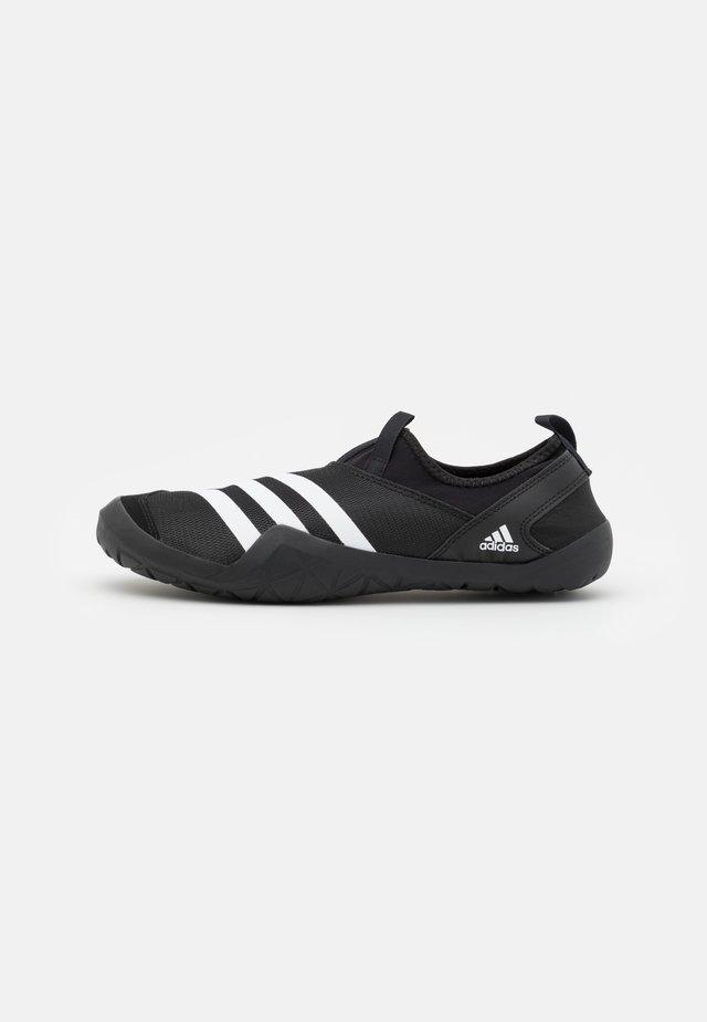 JAWPAW SLIP ON SUMMER.RDY WATER SHOES - Zapatillas acuáticas - core black/footwear white/silver metallic