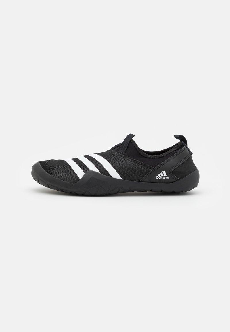 adidas Performance - JAWPAW SLIP ON SUMMER.RDY WATER SHOES - Vannsportsko - core black/footwear white/silver metallic