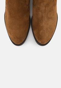 Tamaris - BOOTS - Vysoká obuv - cognac - 5