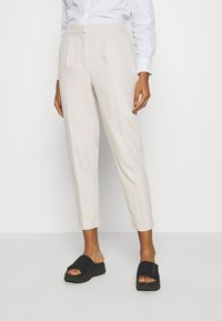 New Look - Kalhoty - stone - 0