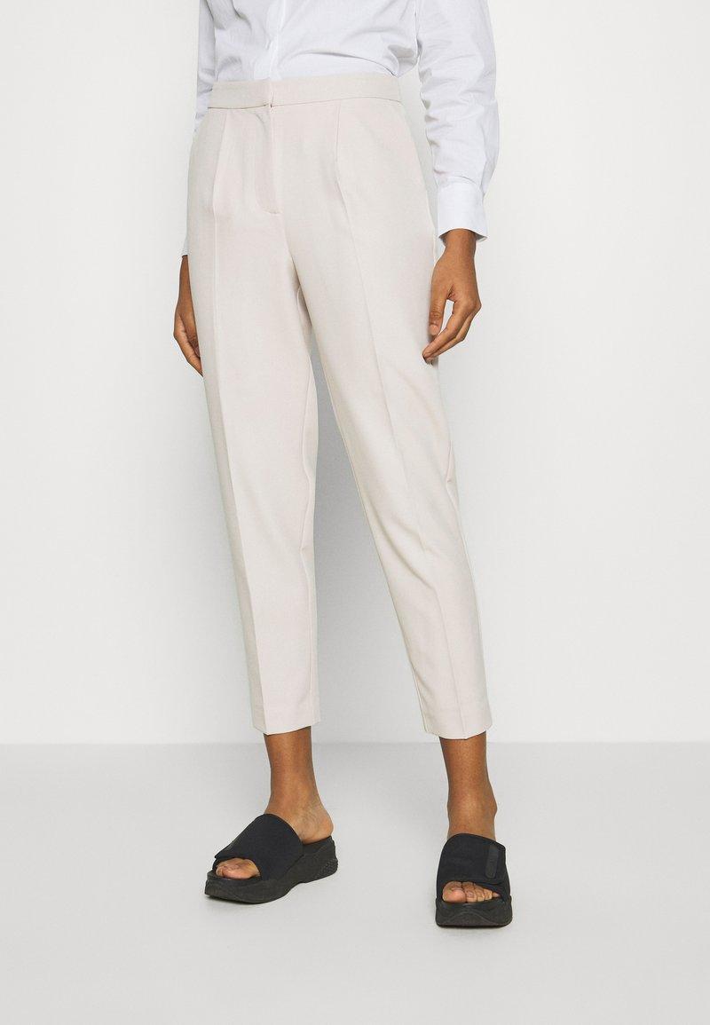 New Look - Kalhoty - stone